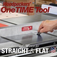 OneTIME Tool - Steel Straight Edge - 2020 - Retired April 20, 2020