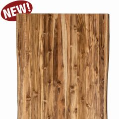 Teak Butcher Block Panels for Workbench and Table Tops