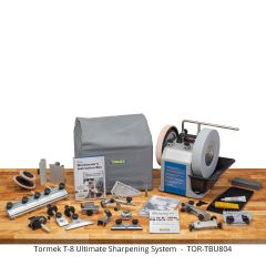 Tormek T-8 Ultimate System - Free Ground Shipping on this product (U.S. 48 contiguous states only).