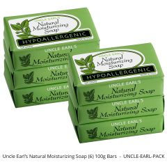 Uncle Earls soap for woodworking