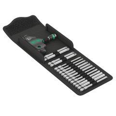 Wera Compact T-Handle Screwdriver Set