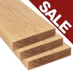 White Oak, Plain Sawn 8/4 Board Foot Packs