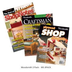 Woodsmith and Shopnotes Special Edition Guides 3-Pack