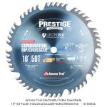 "Amana Tool Electro-Blu 10"" 50-tooth Combination Table Saw Blade"
