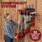 Woodpeckers Clamp Rack-It ™ System