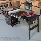 """Extension Wing Router Table Premium Package - 45"""" NC"""