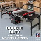 Extension Wing Router Table
