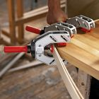 Bessey One-Hand 3-Way Edge Clamp