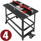 Woodpeckers Premium Router Table Package - PRP-4