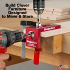Woodpeckers Universal Cross Dowel Jig