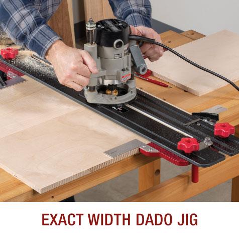 exact width dado jig
