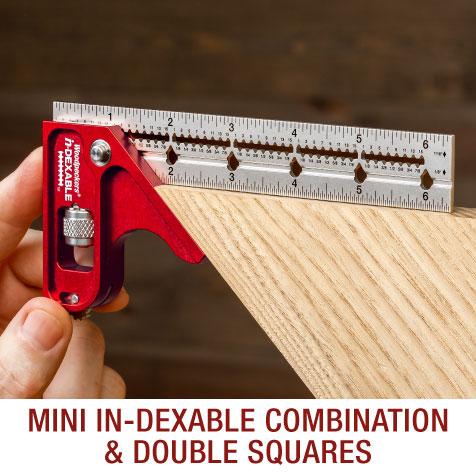 mini in-dexable double square