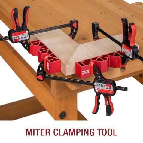miter clamping tool
