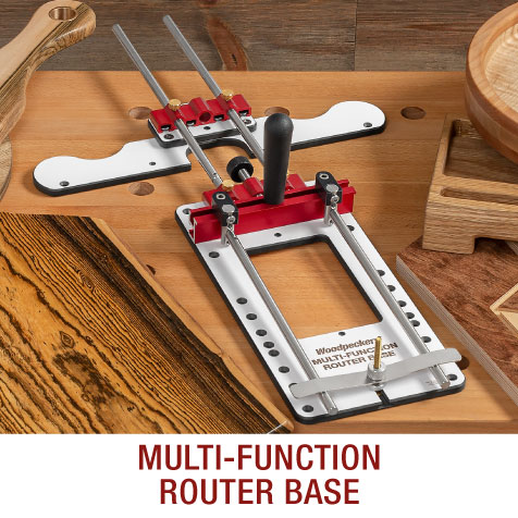 multi function router base
