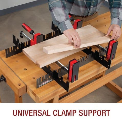 clamp support