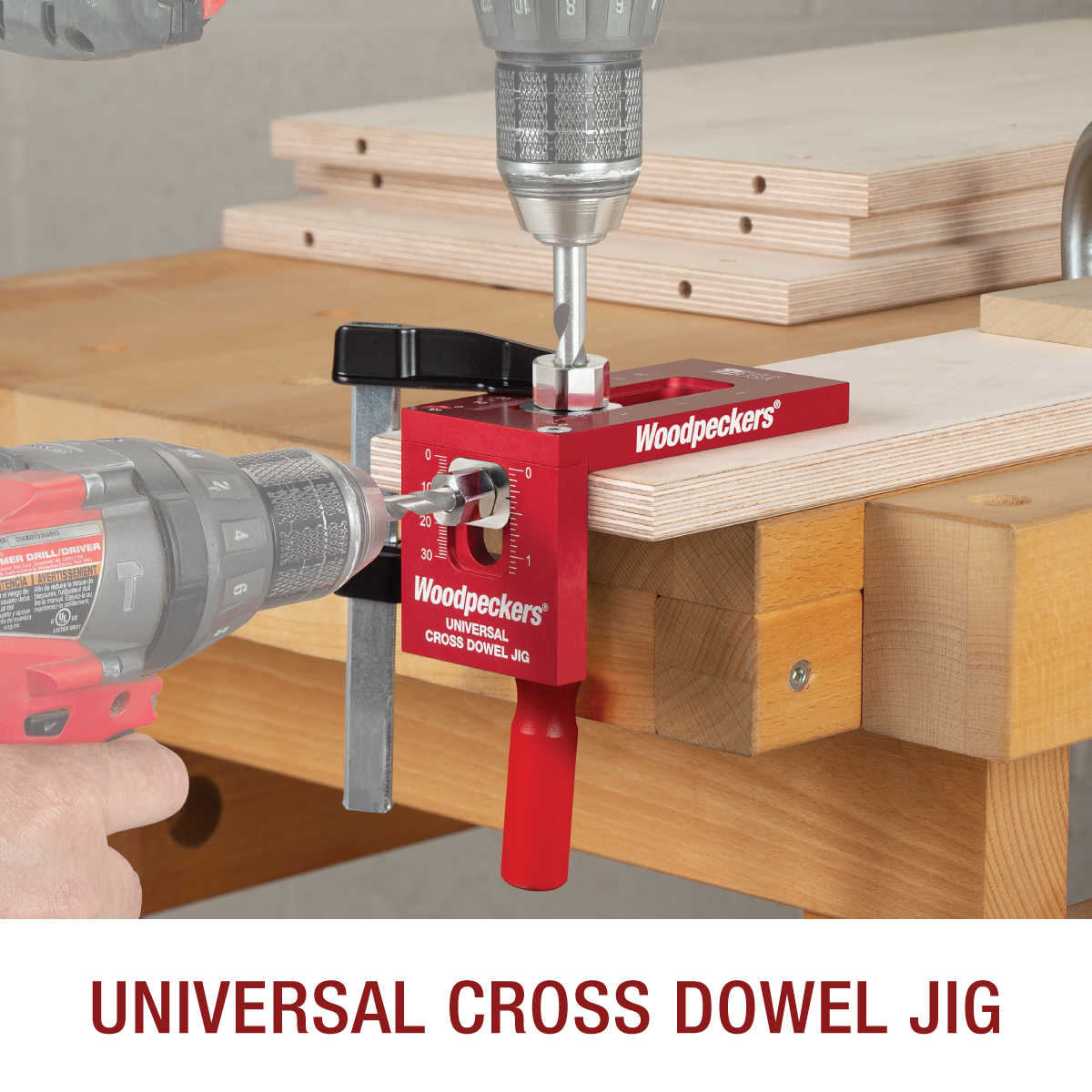 universal cross dowel