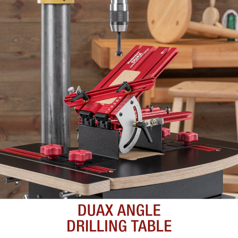duax drilling table