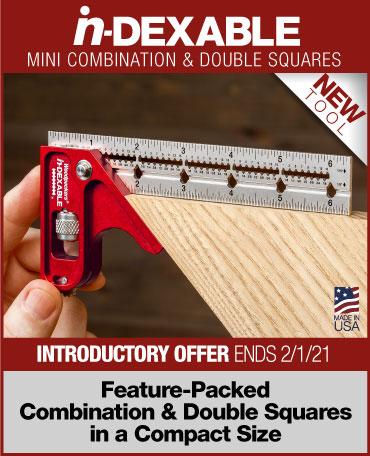 indexable mini square