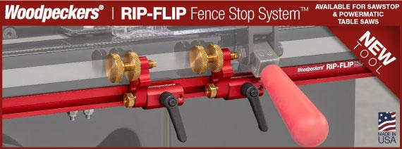 rip flip fence