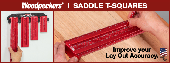 saddle t square