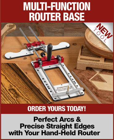 multi-function router base