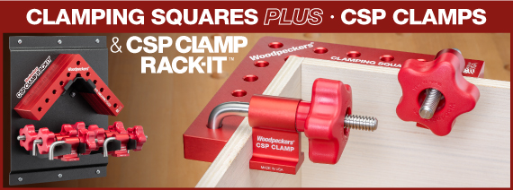 Clamping Squares