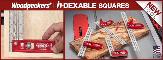 in-dexible square